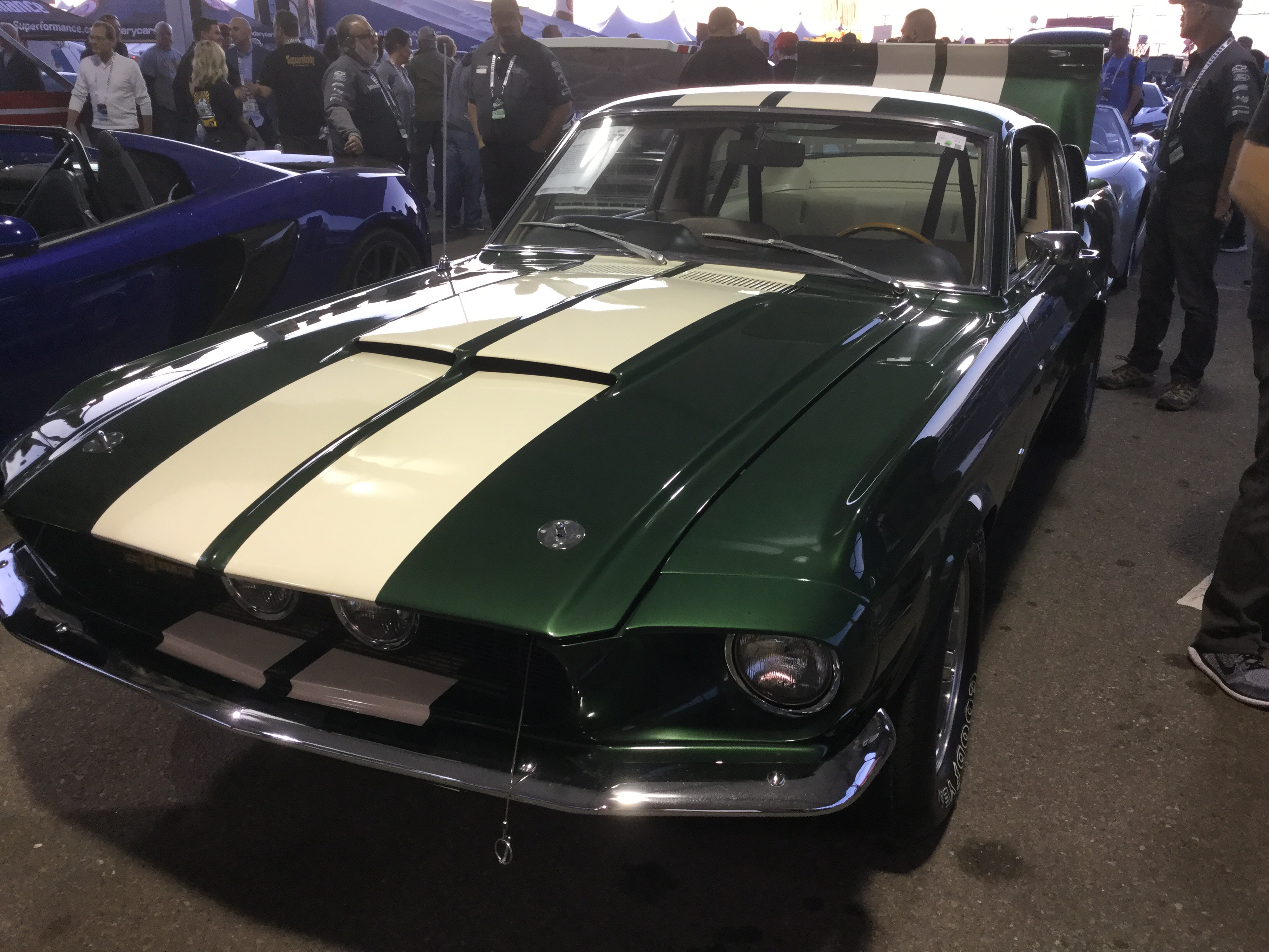1967 Shelby Gt500 Values Hagerty Valuation Tool