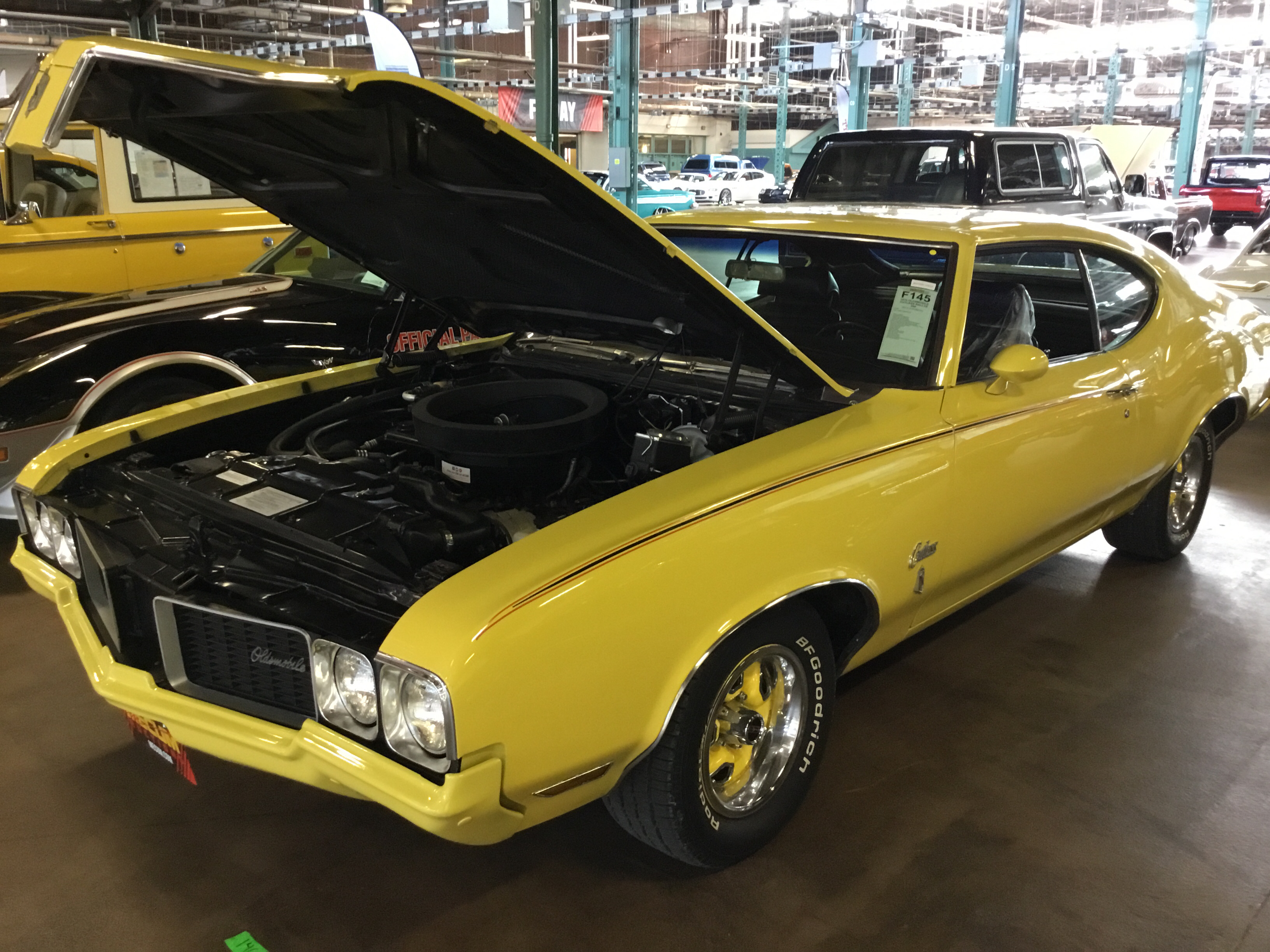 1970 Oldsmobile Cutlass Values | Hagerty Valuation Tool®