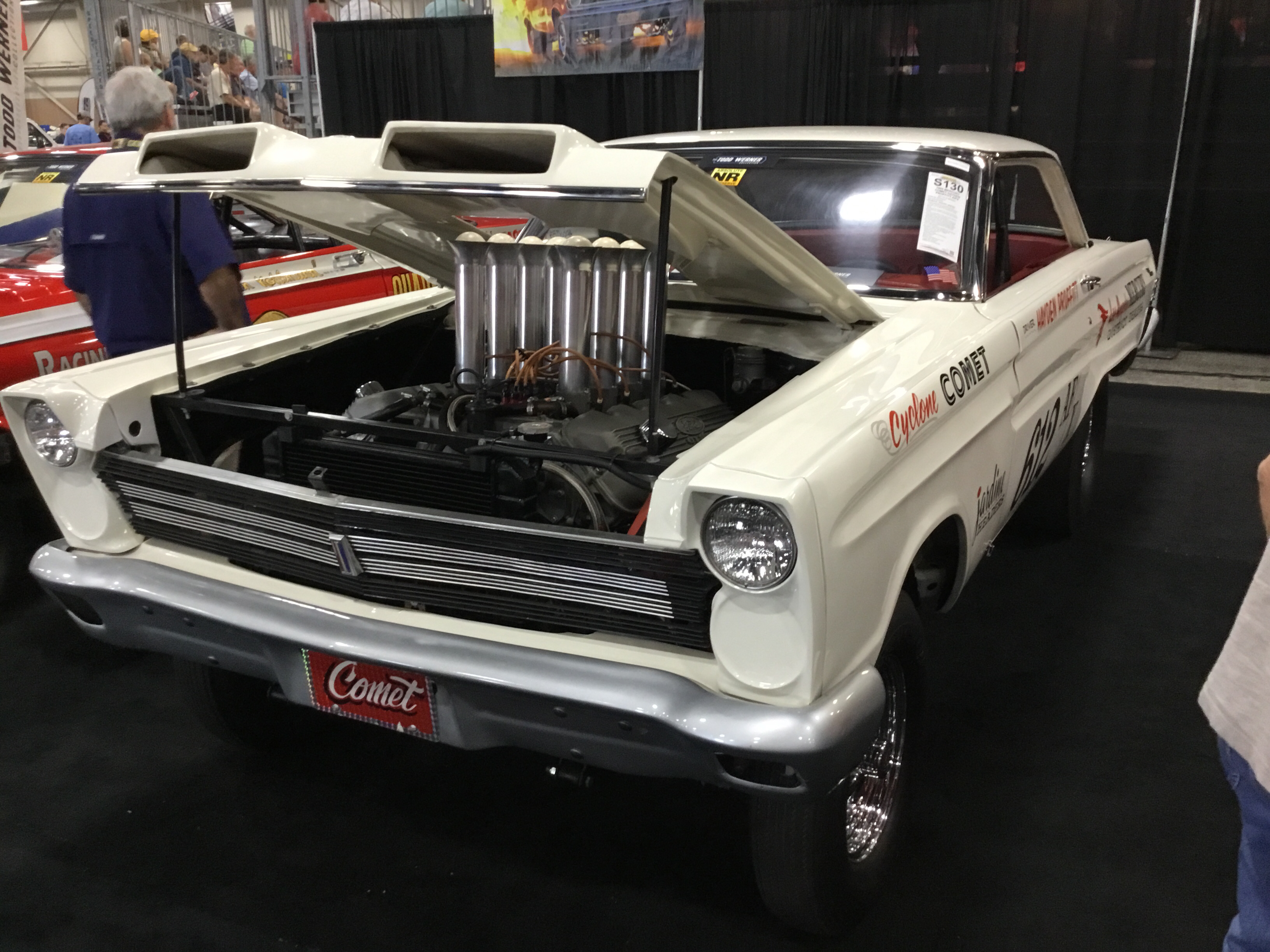 1965 Mercury Comet Caliente Values | Hagerty Valuation Tool®