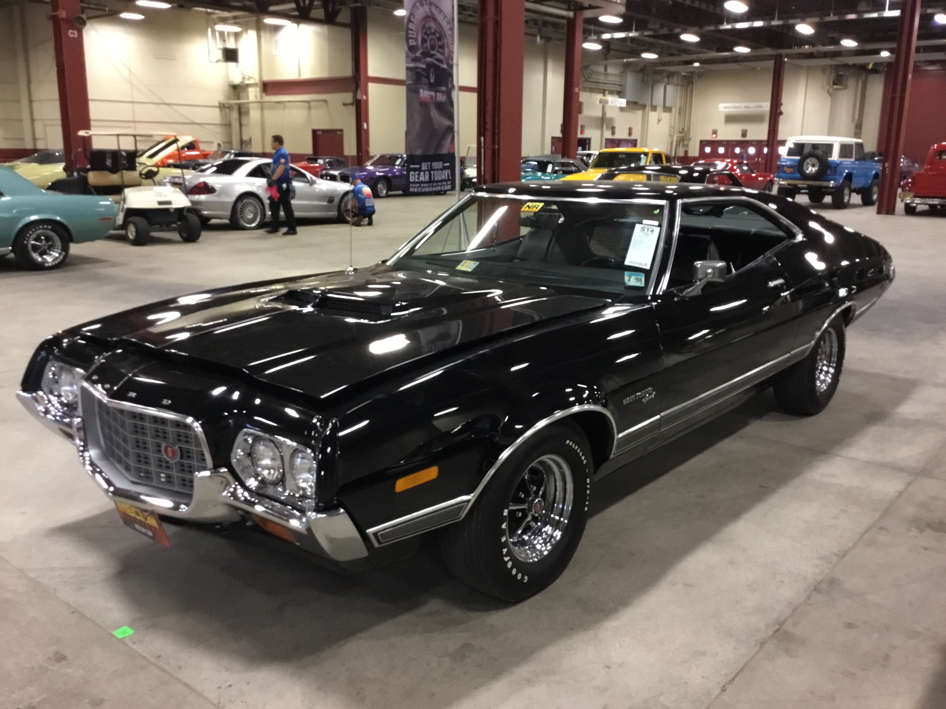 1973 Ford Gran Torino Values | Hagerty Valuation Tool®