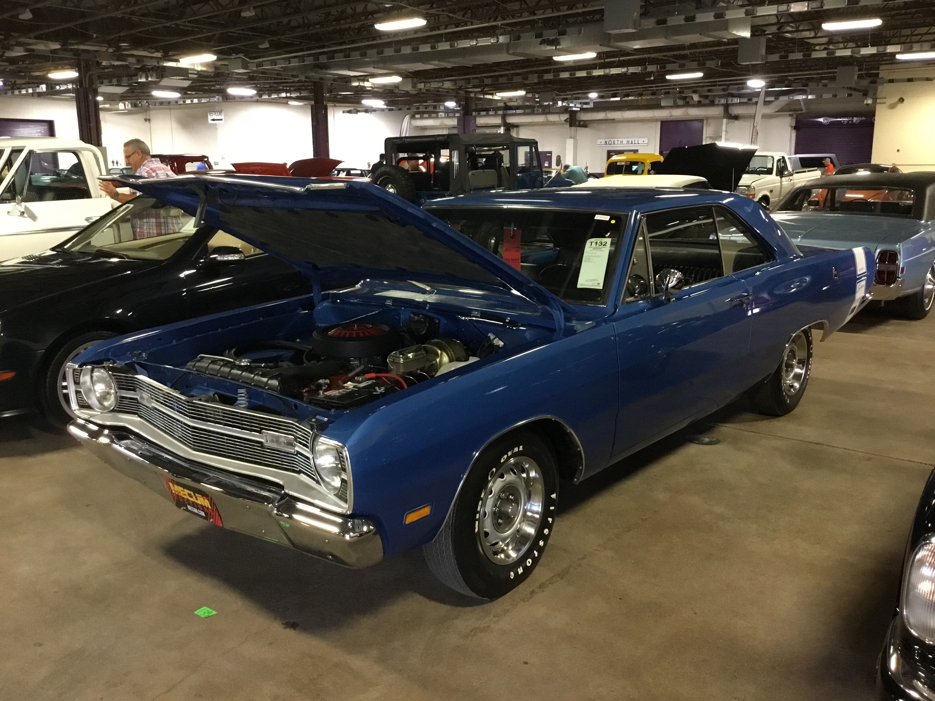 1969 Dodge Dart Values Hagerty Valuation Tool