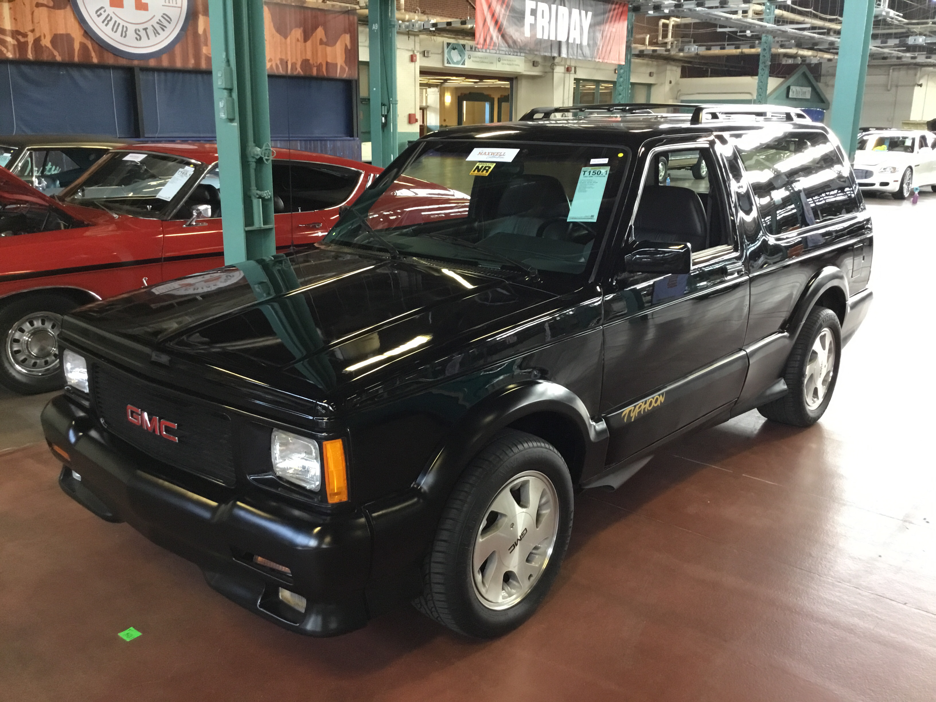 1993 GMC Typhoon (Truck) 1/2 Ton Values | Hagerty Valuation
