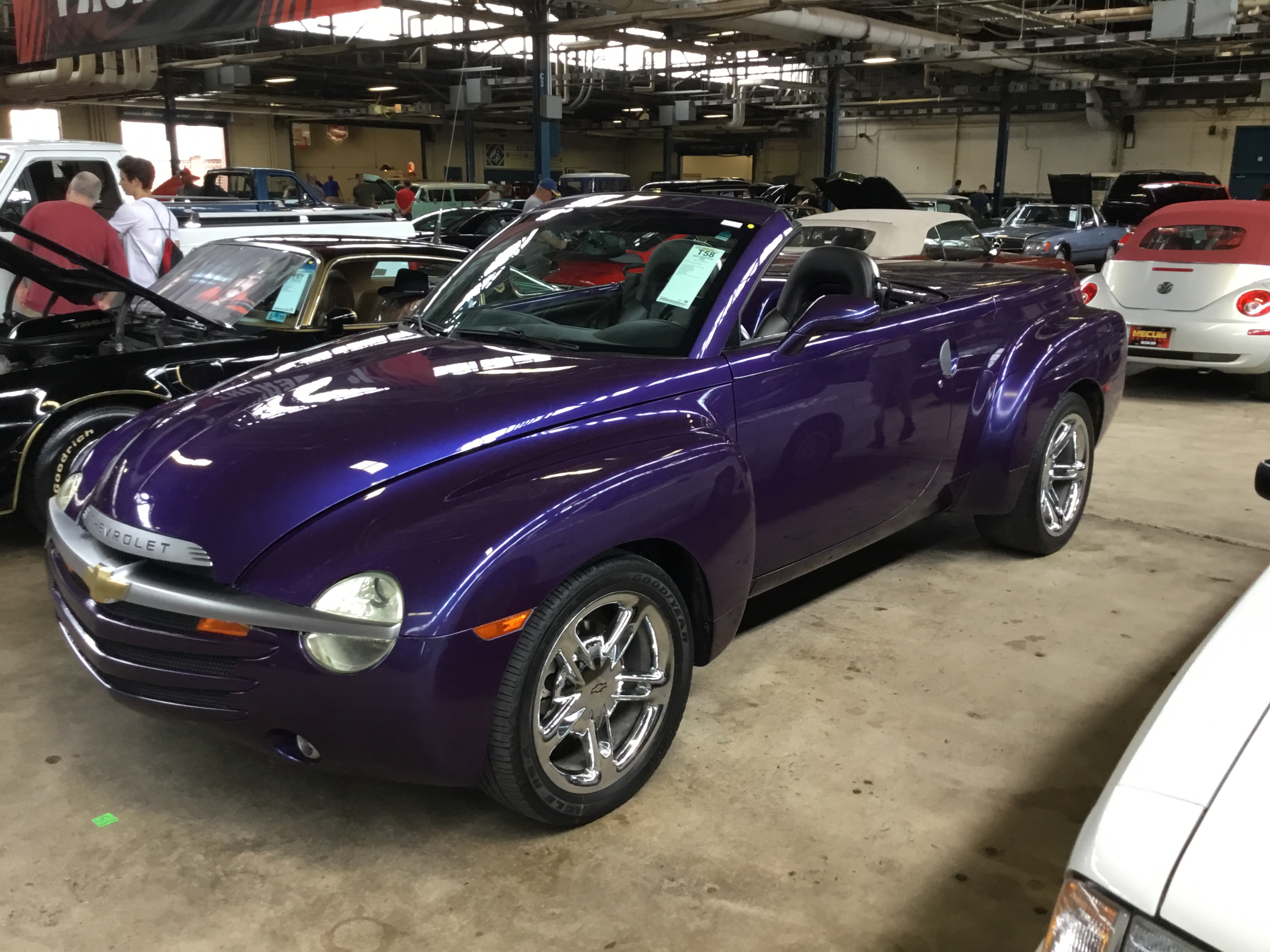 2006 Chevrolet Ssr Values Hagerty Valuation Tool