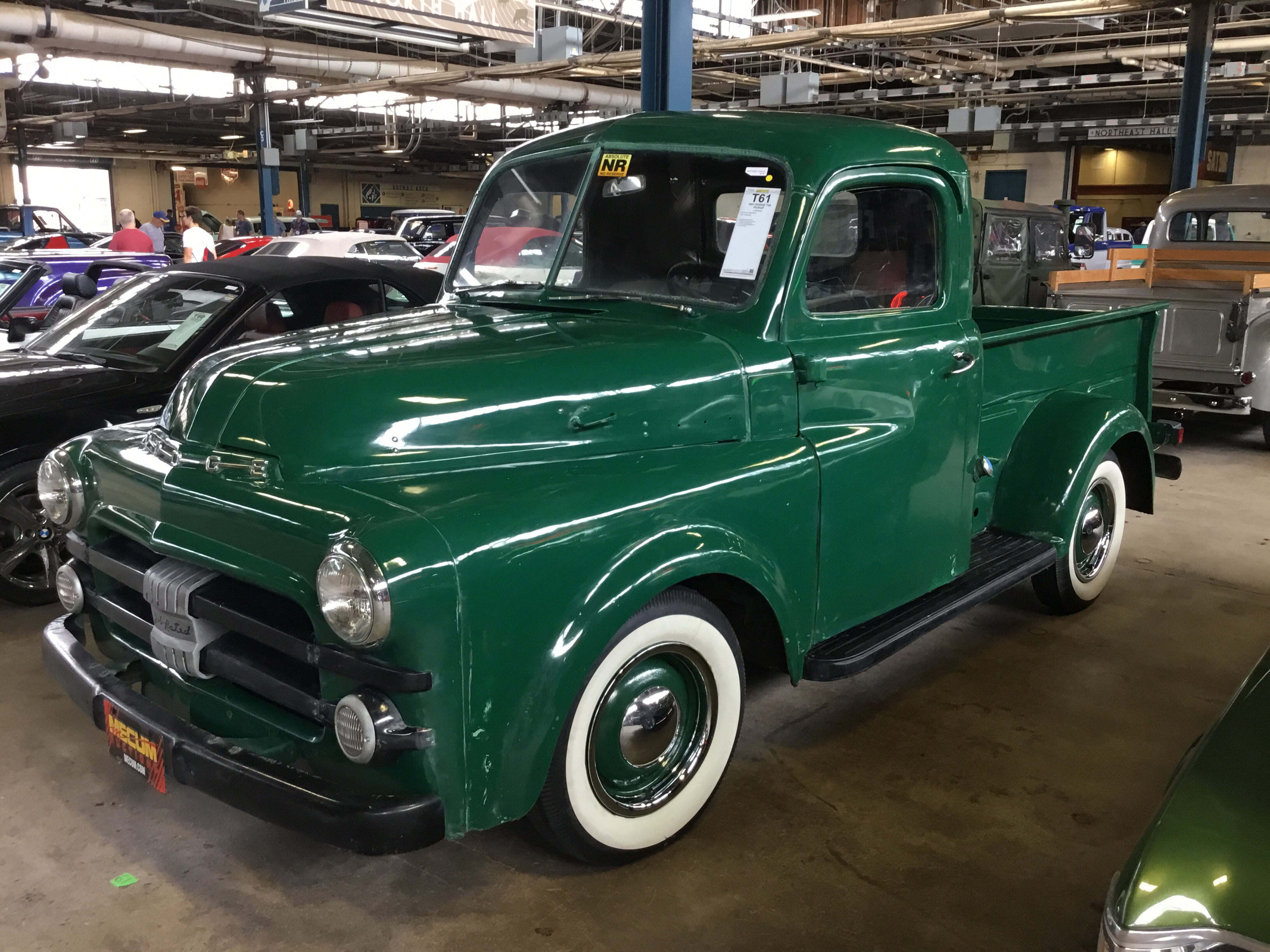 1952 Dodge B 3 B 1 2 Ton Values Hagerty Valuation Tool