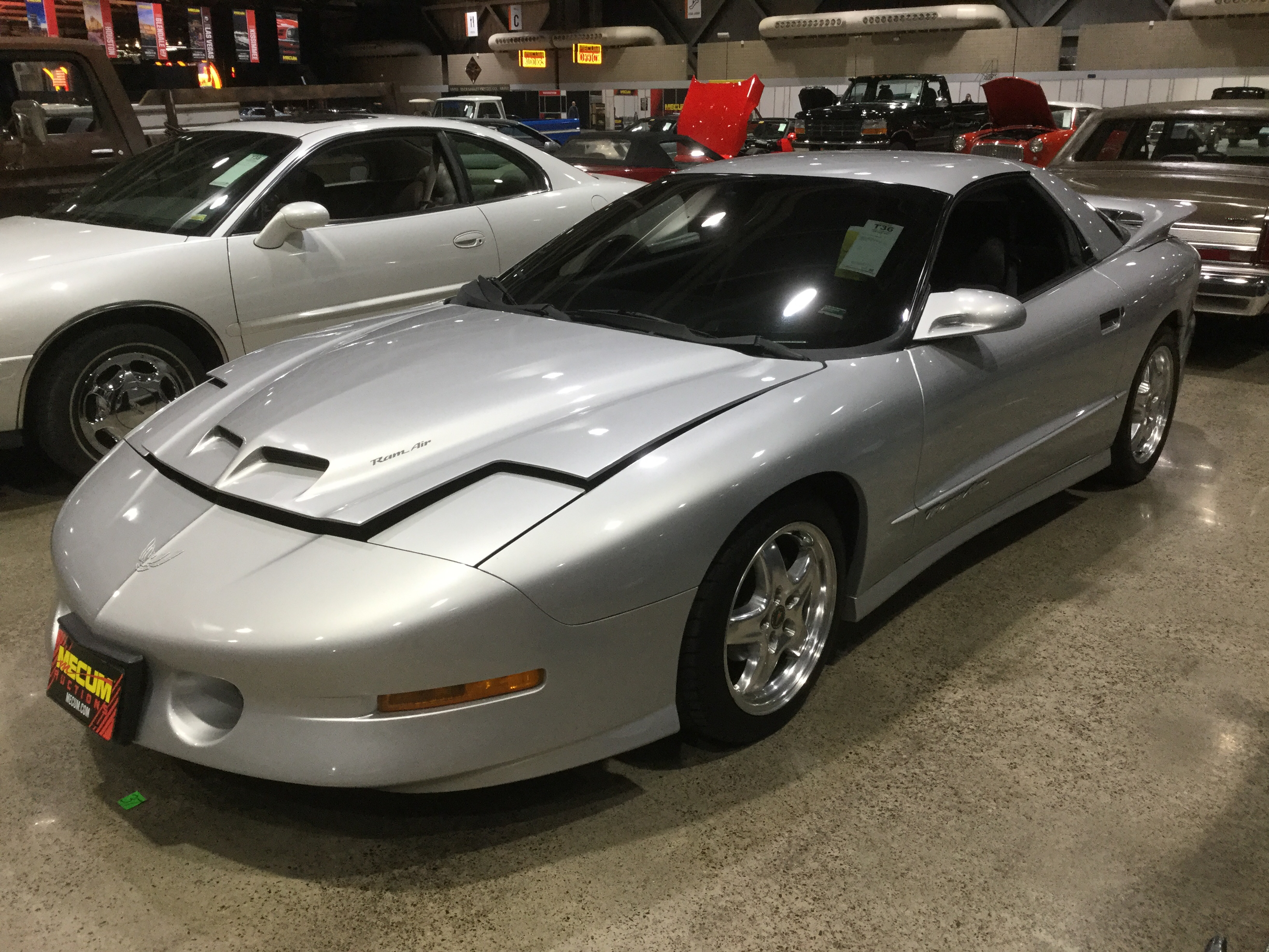 1996 Pontiac Firebird Values Hagerty Valuation Tool