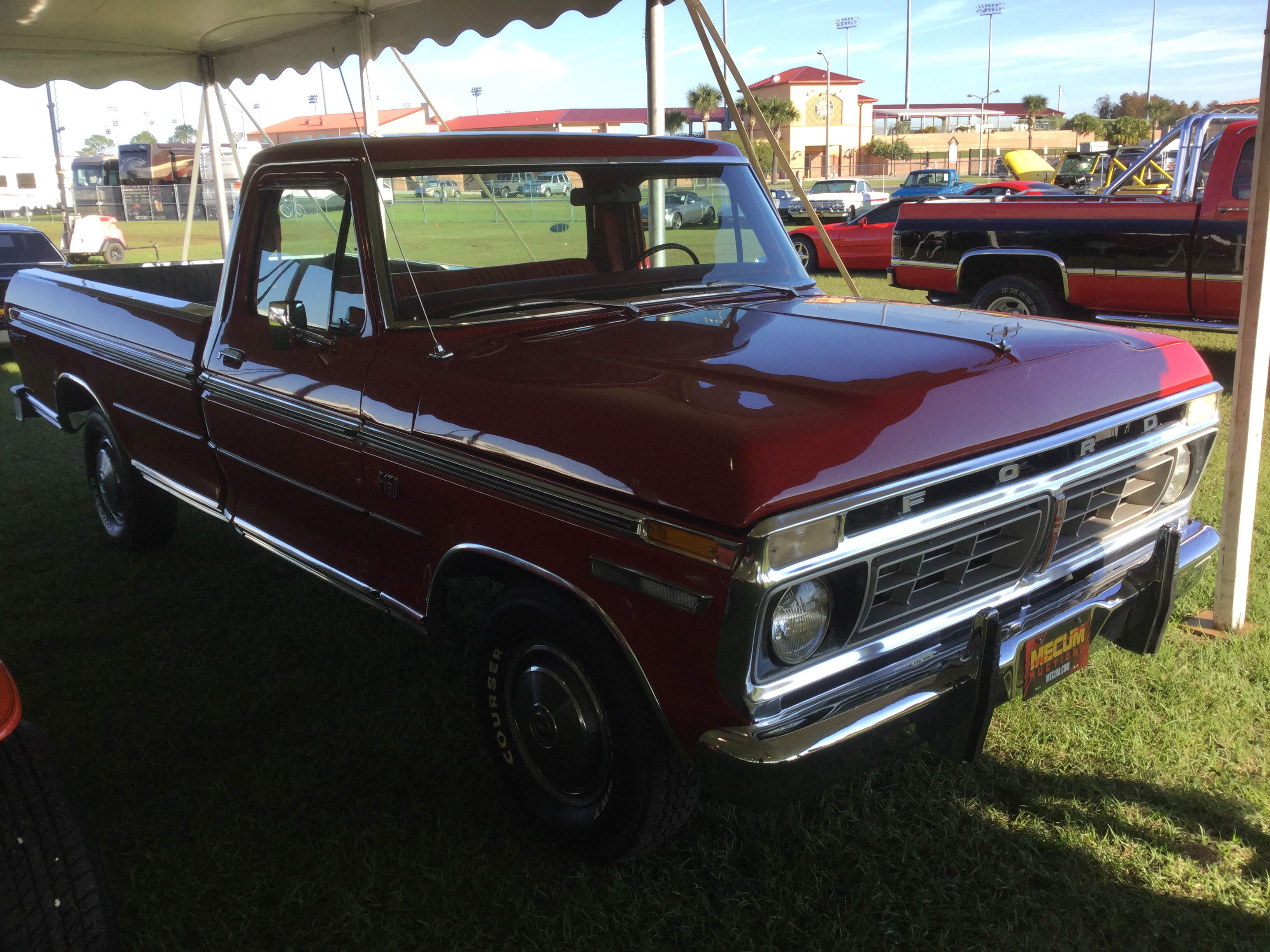 1973 Ford F 100 1 2 Ton Values Hagerty Valuation Tool