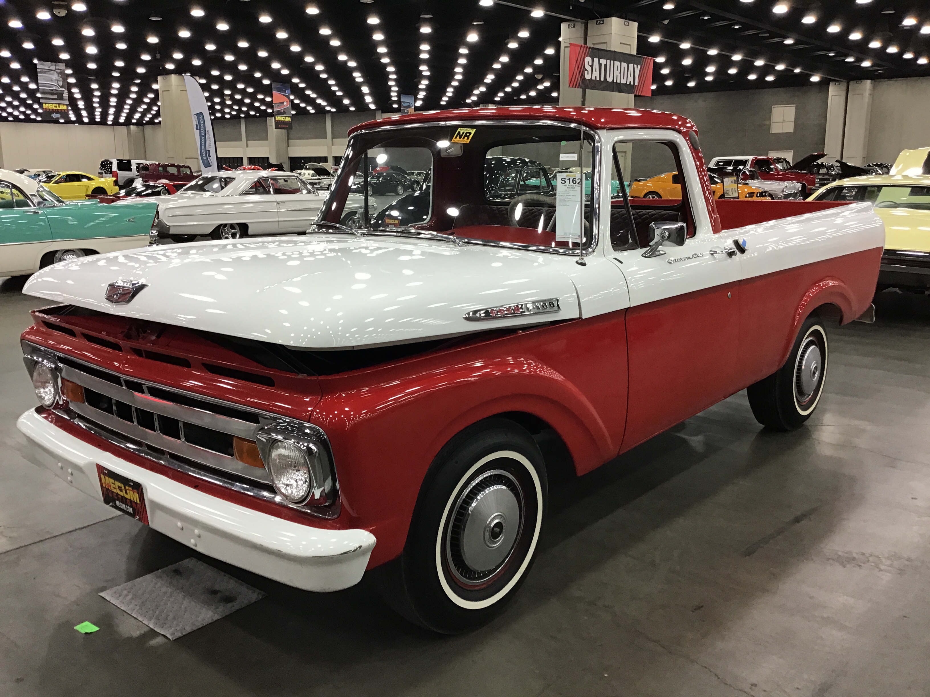 1962 Ford F 100 1 2 Ton Values Hagerty Valuation Tool