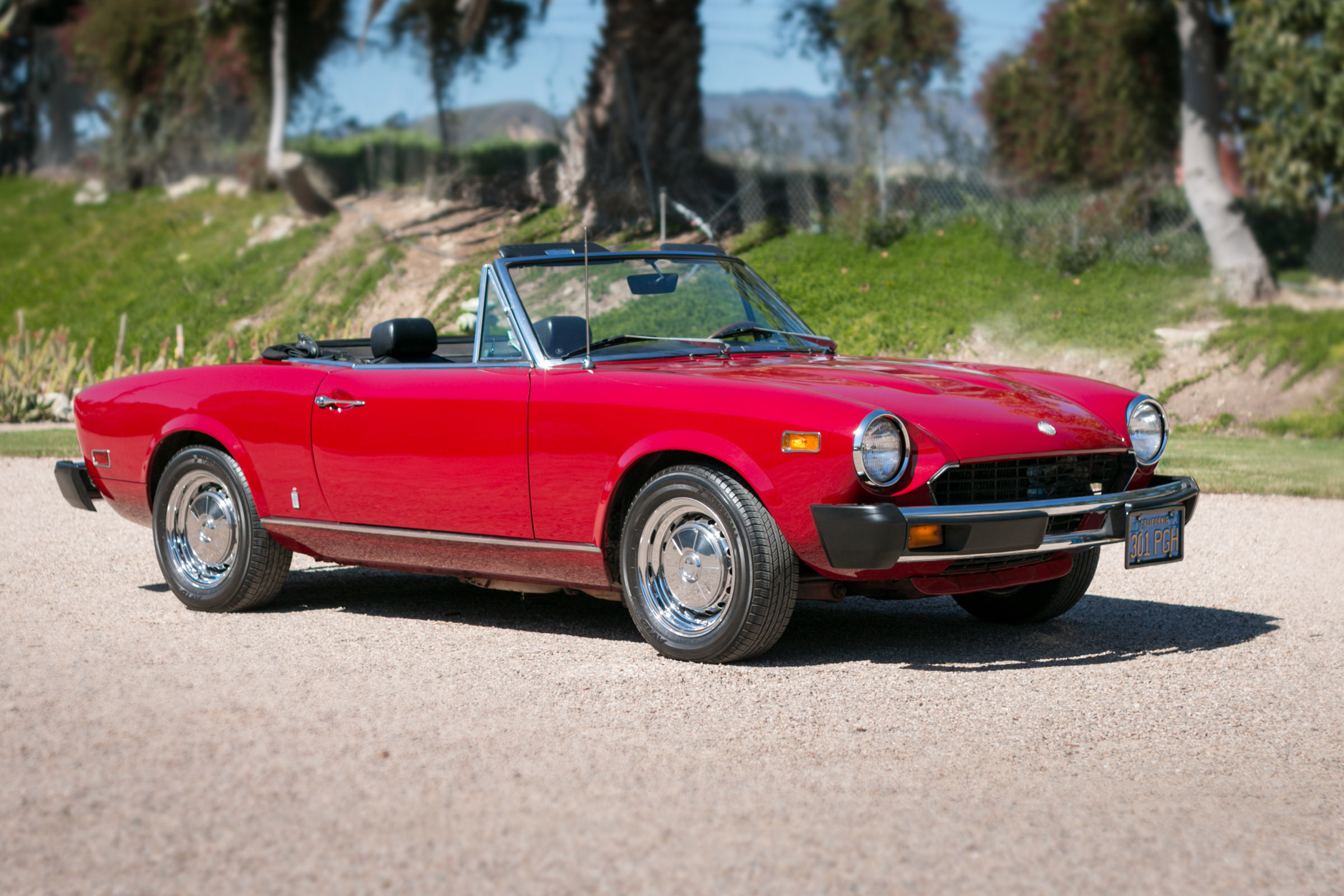 1974 Fiat 124 Values Hagerty Valuation Tool