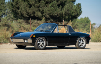 1972 Porsche 914 1 7 Values Hagerty Valuation Tool