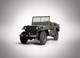 1945 willys-overland mb (jeep) 1/4 ton